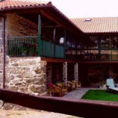 Rectoral de Candás (Ourense)