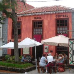 Hotel Rural Fonda Central (Tenerife)