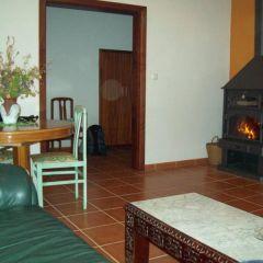 Foros Da Caiada: Casa con Jardín (Beja)